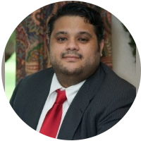 Image of Tyler, a NMS Management Services, Inc. employee.