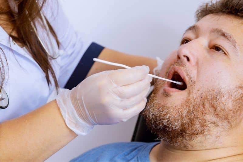 oral fluid testing